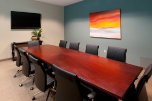 The new business luncheon series will take place in our newly-decorated Executive Suites' boardroom