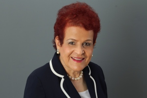 Maria Frisby, CLU, ChFC, CIC,  president of Frisby Insurance