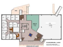 TAC - floorplan